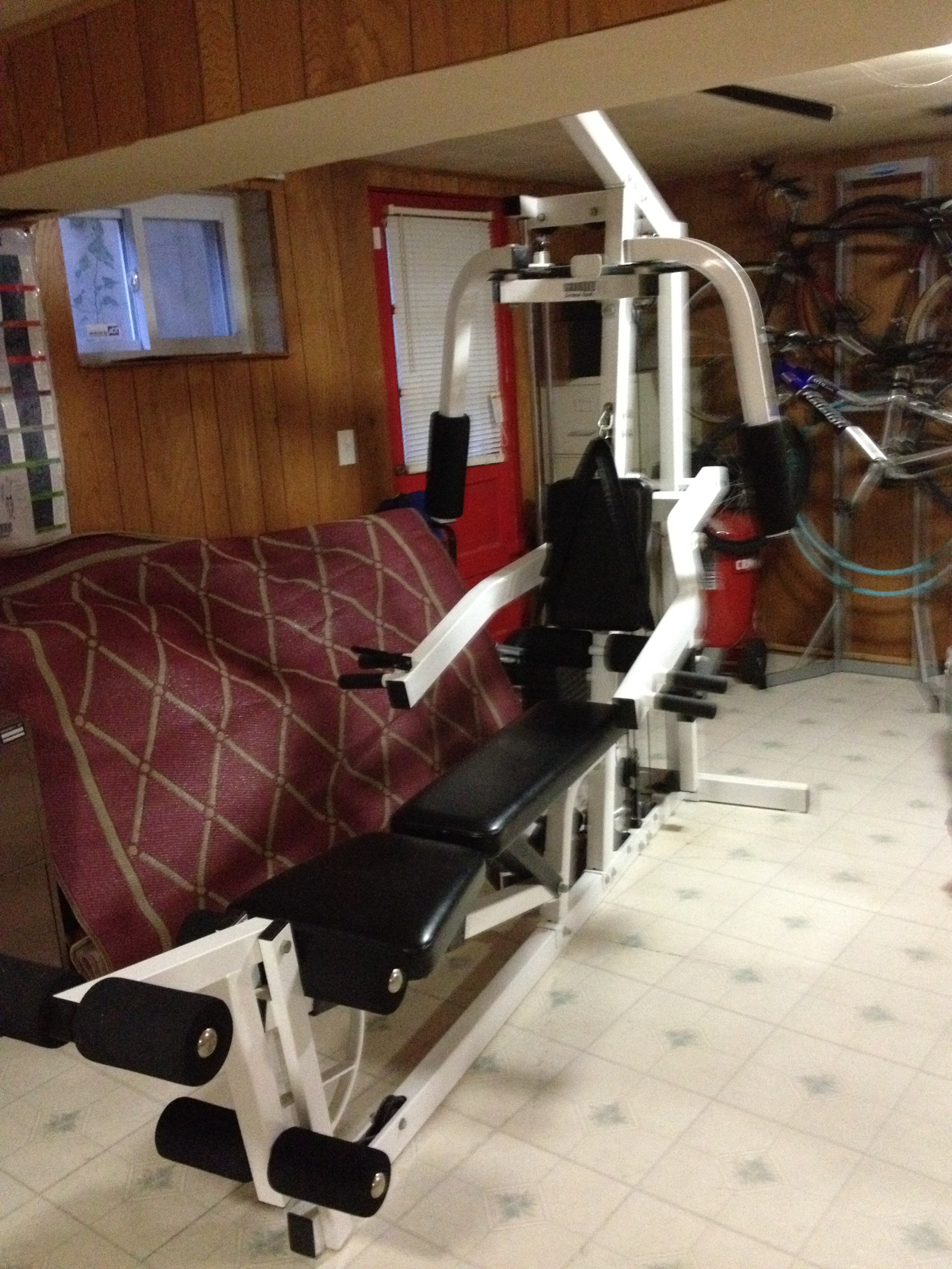 Free Exercise Equipment 1 of 2
