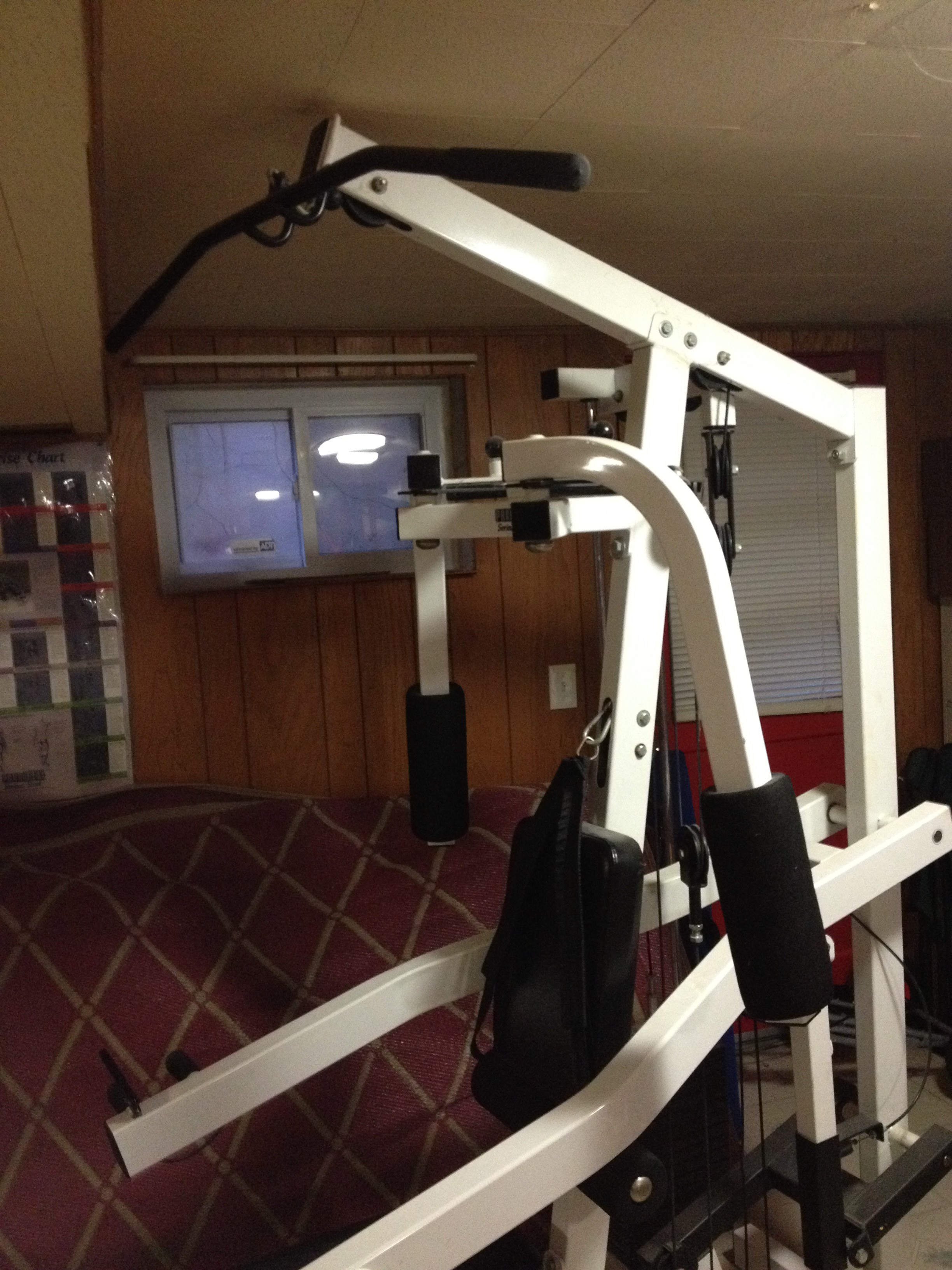Free Exercise Equipment 2 of 2