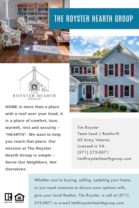 Royster Hearth Group, Realtors