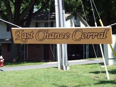 Last Chance Corral