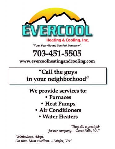 Evercool Heating and AirConditioning