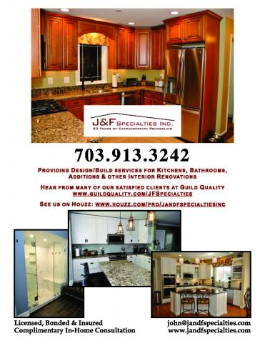J & F Specialties - Home improvemennt