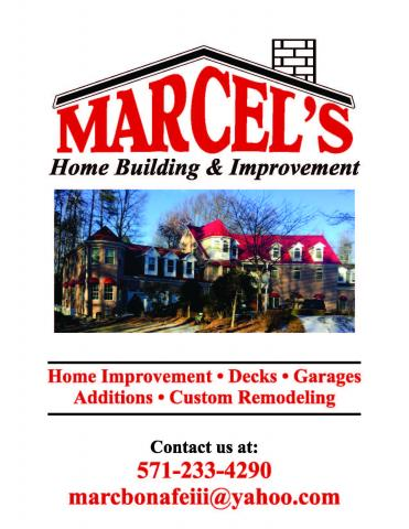 Marcel's Home improvement