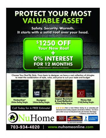 NuHome - Roofing