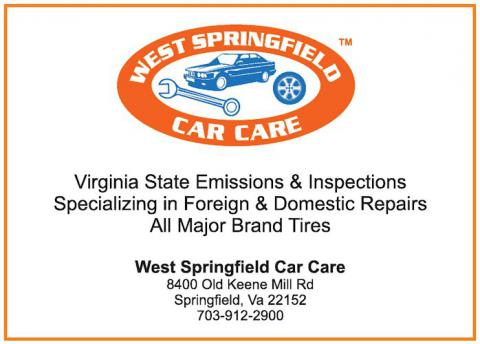 West Springfield Auto Care