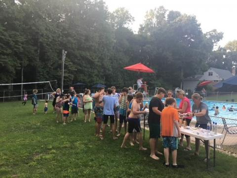 Last Hurrah Grill and Ice Cream Social
