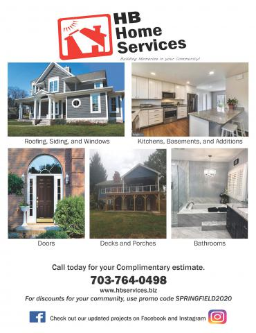 HB Home Services - Killian Kelly